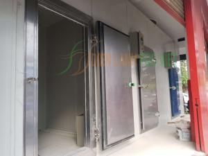 Lắp kho lạnh thực phẩm tại thành phố Hồ Chí Minh