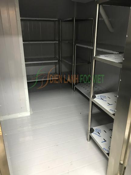 lắp đặt hệ kho lạnh bệnh viện