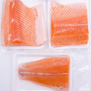 kho lạnh bảo quản cá hồi