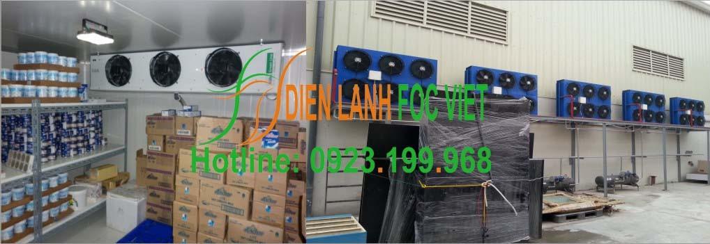 Food Cold Storage Installation