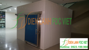 Lắp đặt kho lạnh tại Hà Nội